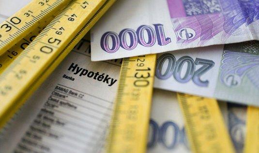 Stanou se hypotéky noční můrou Čechů?